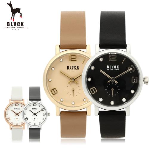 [블랙마틴싯봉]여성 패션 손목 시계 BKL1515L (색상 택1)