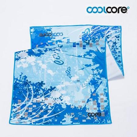 [COOLCORE] 쿨코어 냉각 타월 (중형) 1P