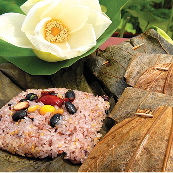연우당 연잎밥(200gx15개)+호박고구마연잎밥(200gx15개)