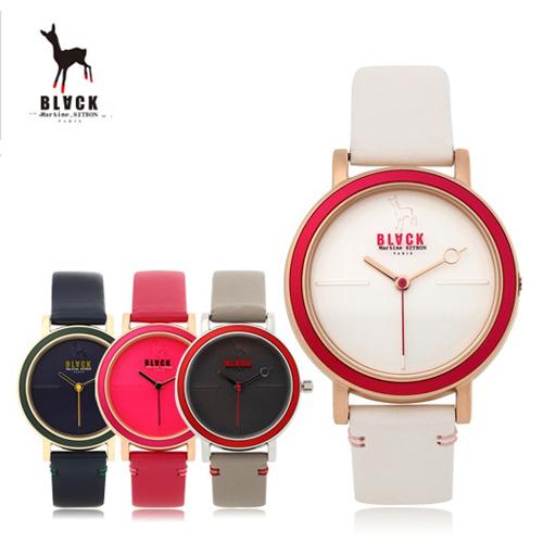 [블랙마틴싯봉]여성 패션 손목 시계 BKL1517L(색상 택1)