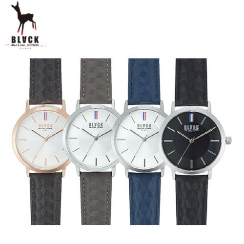 [블랙마틴싯봉]남성 패션 손목 시계 BKL1649M(색상 택1)