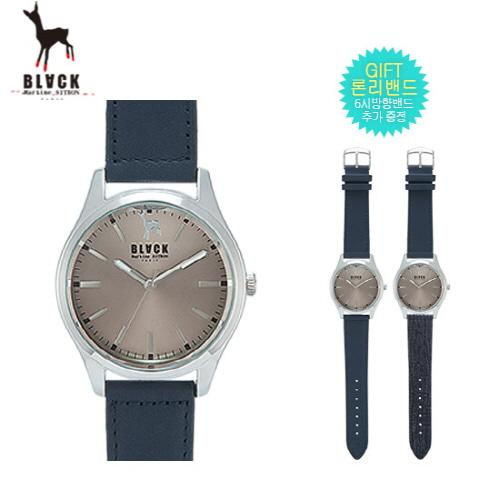 [블랙마틴싯봉]남성 패션 손목 시계+밴드 추가증정 BKL1650M(색상 택1)