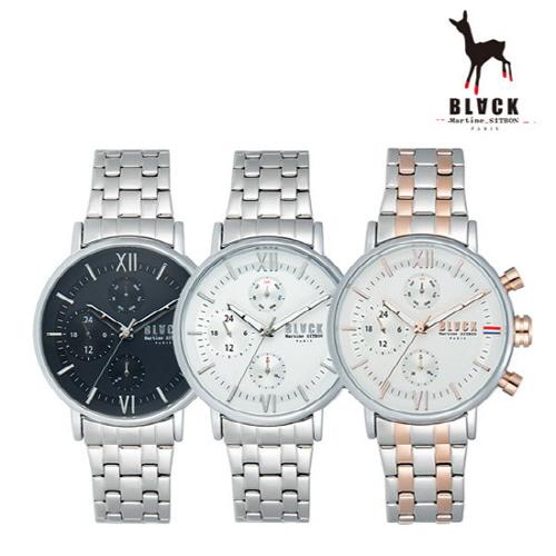 [블랙마틴싯봉]남성 패션 손목 시계 BKM1652M(색상 택1)