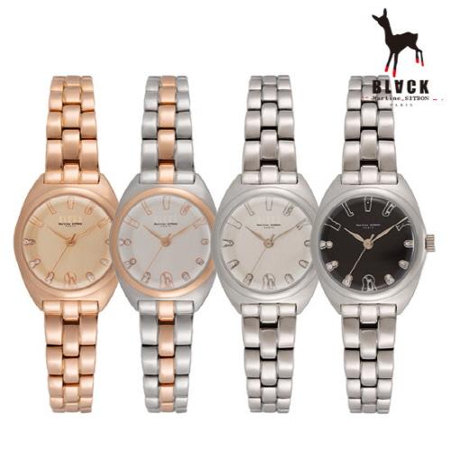 [블랙마틴싯봉]여성 패션 손목 시계 BKM1664L(색상 택1)