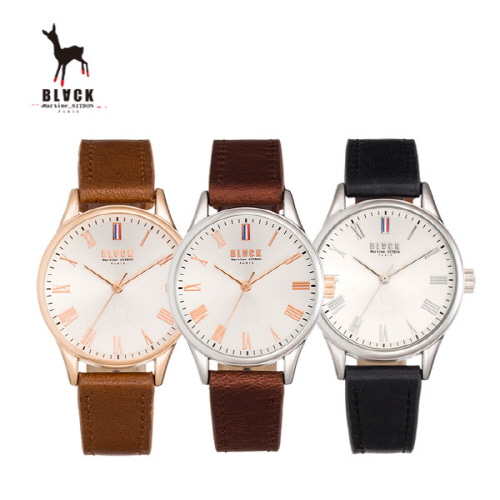 [블랙마틴싯봉]여성 패션 손목 시계 BKL1661L(색상 택1)