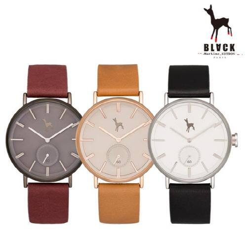 [블랙마틴싯봉]남성 패션 손목 시계 BKL1663M(색상 택1)