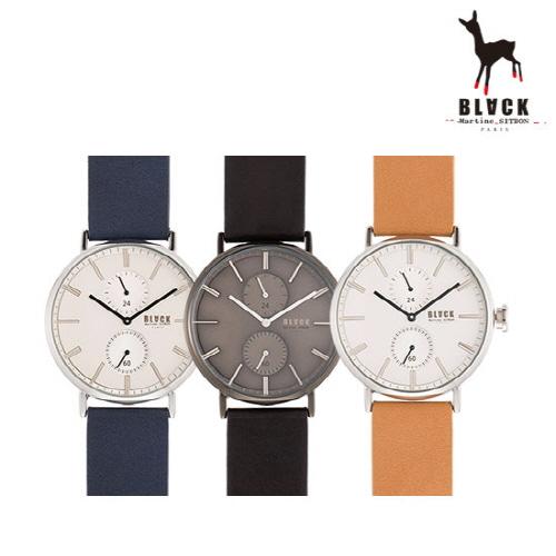 [블랙마틴싯봉]남여공용 패션 손목 시계 BKL1662M(색상 택1)
