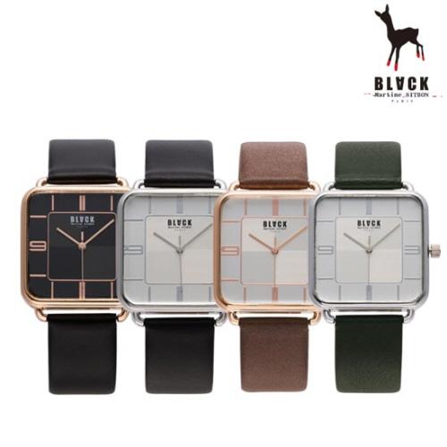 [블랙마틴싯봉]여성 패션 손목 시계 BKL1701M(색상 택1)