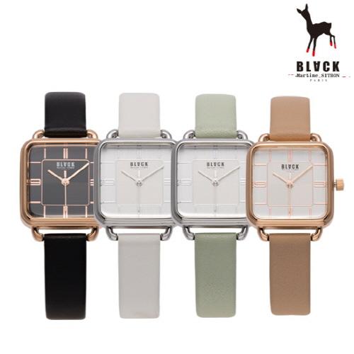 [블랙마틴싯봉]여성 패션 손목 시계 BKL1701L(색상 택1)