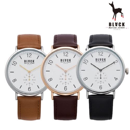[블랙마틴싯봉]남성 패션 손목 시계 BKL1703M(색상 택1)