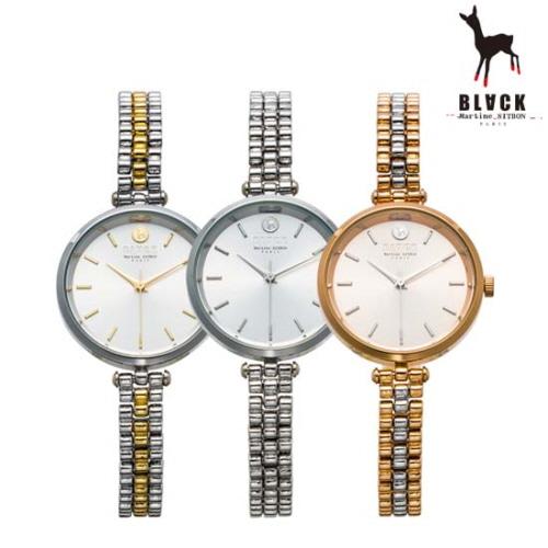 [블랙마틴싯봉]여성 패션 손목 시계 BKM1707L(색상 택1)
