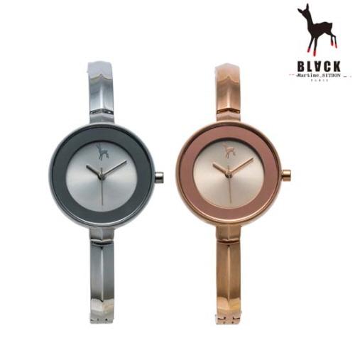 [블랙마틴싯봉]여성 패션 손목 시계 BKM1709L(색상 택1)