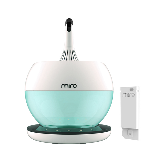 미로 완벽세척 초음파 미로 가습기 MIRO-NR08M IoT