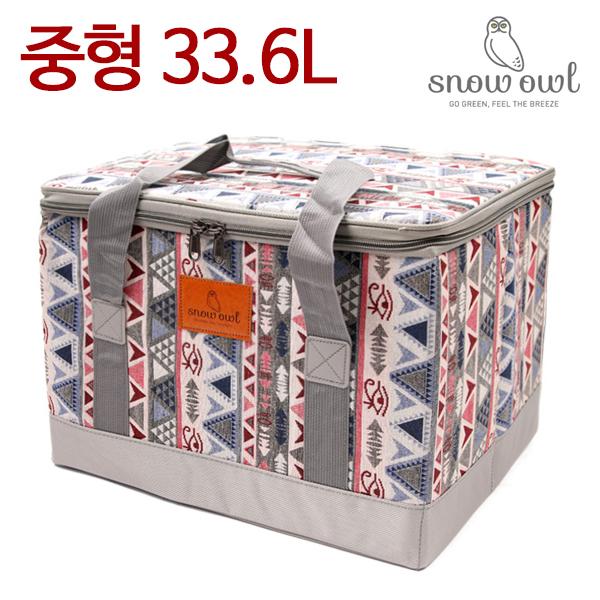 스노우아울 스토리지 캠핑 백/중형 33.6L