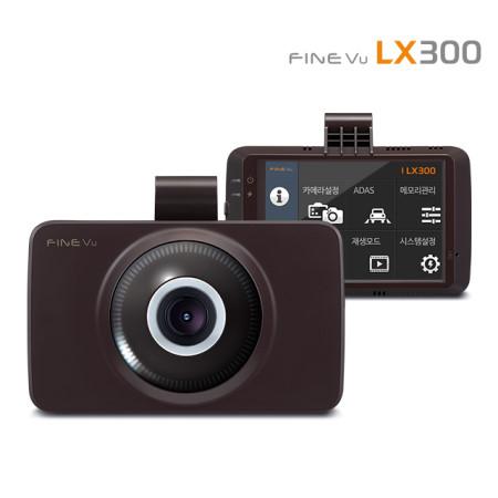 파인뷰 LX300 2채널블랙박스 FHD-HD 16G ADAS