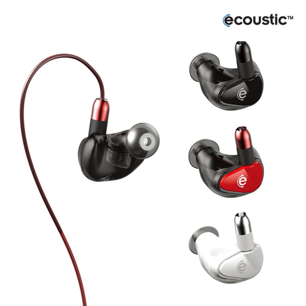 에쿠스틱 이어폰 EQ-100