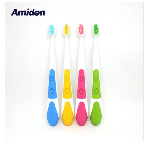 아미덴 실리콘 미세모 3D 진동칫솔 (리필모2개+치간칫솔2개 제공) 색상랜덤발송