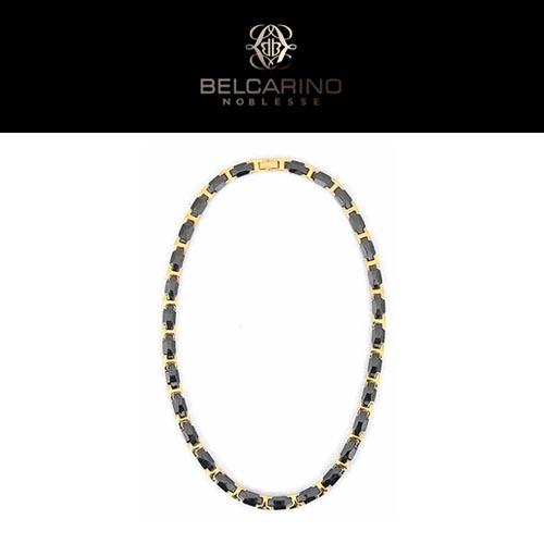 BELCARINO 벨카리노 게르마늄 목걸이 BC8001CGN