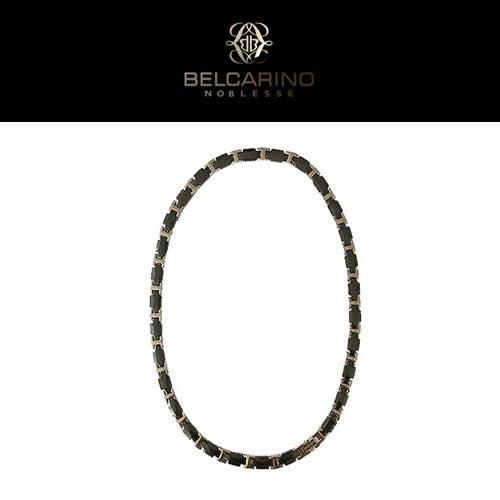 BELCARINO 벨카리노 게르마늄 목걸이 BC8001CSN