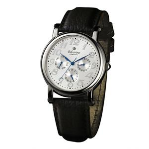 벨카리노 멀티라운드패션 화이트 남녀공용 손목시계 [BC6144BL]
