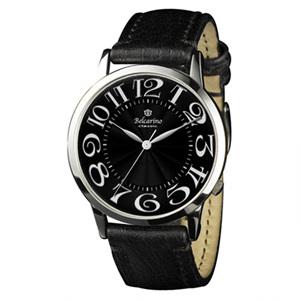 벨카리노 아라비아라운드 패션블랙 남녀공용 손목시계 [BC1030B]