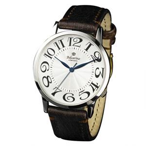 벨카리노 아라비아라운드 패션화이트 남녀공용 손목시계 [BC1030W]