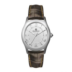 벨카리노 안틱캐주얼 화이트 남녀공용 손목시계 [BC6152WM]